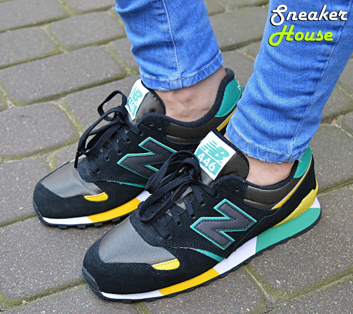 New Balance U446SMKG Unisex Sneakers SALE% | eBay