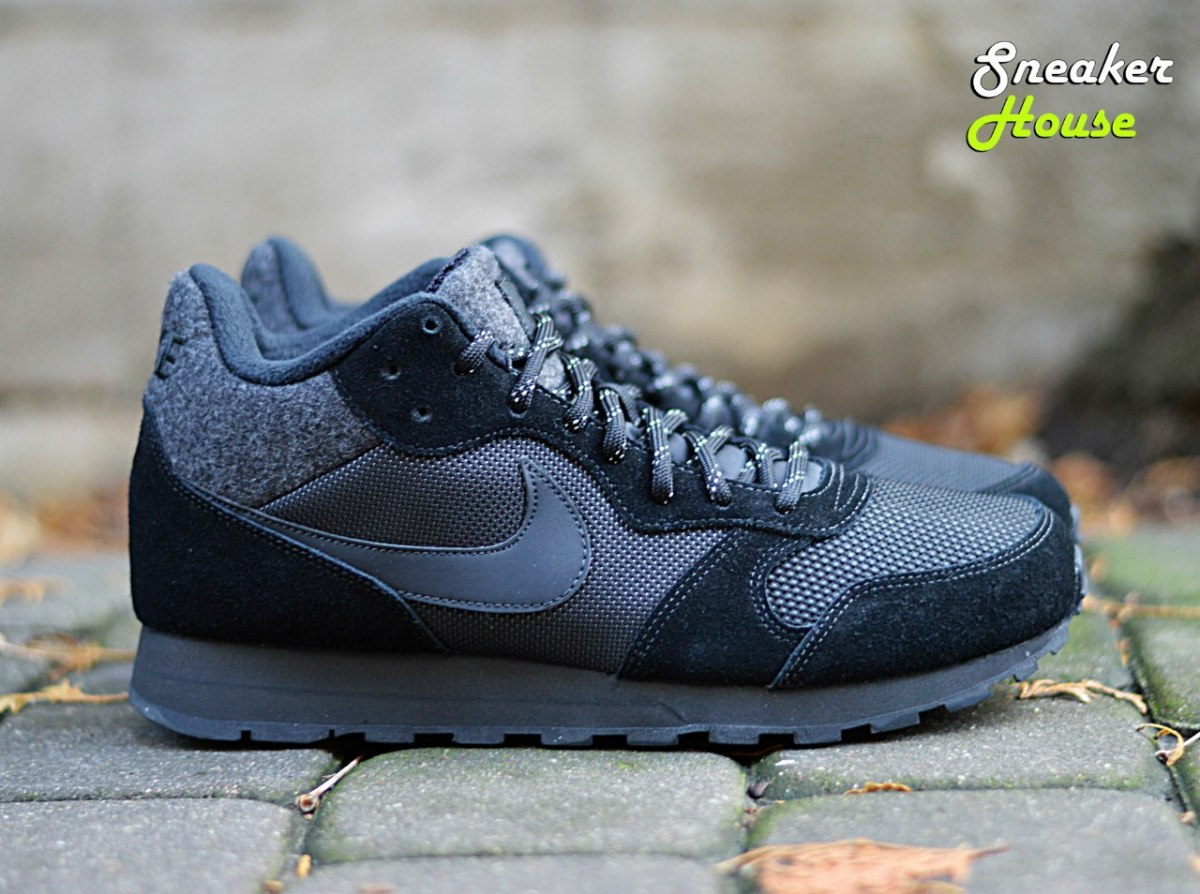 nike md runner 2 807406 001 mens sneakers ebay. Black Bedroom Furniture Sets. Home Design Ideas