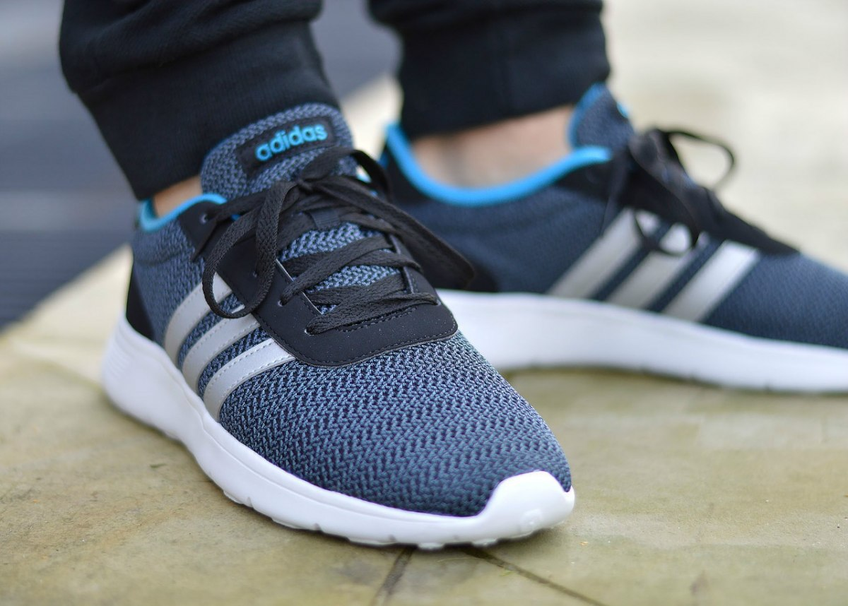 Adidas Lite Racer AW5046 Mens Sneakers