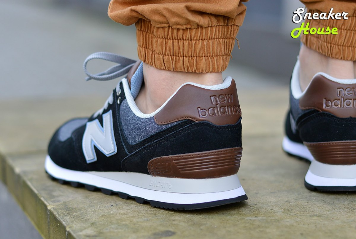 New balance ml574bcb mens sneakers ebay for House classics 2000