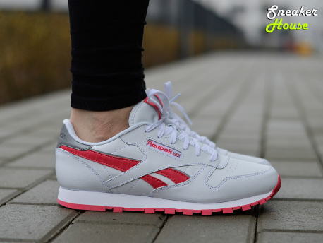 Reebok CL Leather Reflect GS V70195
