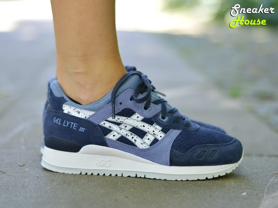 "Asics Gel Lyte III ""Granite Pack"" H6B2L-5001"