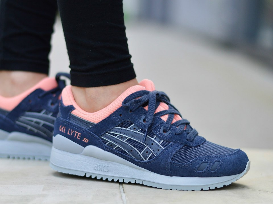 "Asics Gel Lyte III ""Core Plus Pack"" H6W7N-5050"