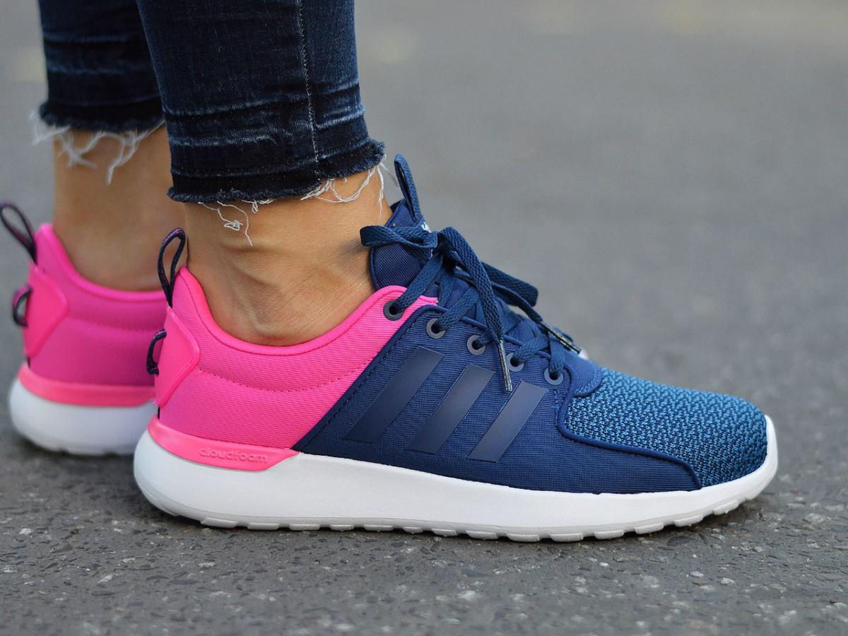 venta outlet calidad autentica precio favorable Adidas Cloudfoam Lite Racer W AW4025 Women's Sneakers | eBay