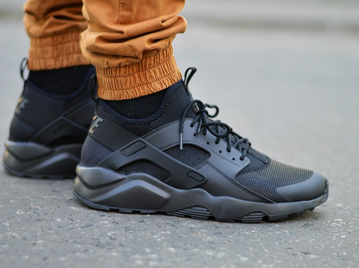 Nike Air Huarache Run Ultra 819685-002 Men s Sneakers  cf0f670ee