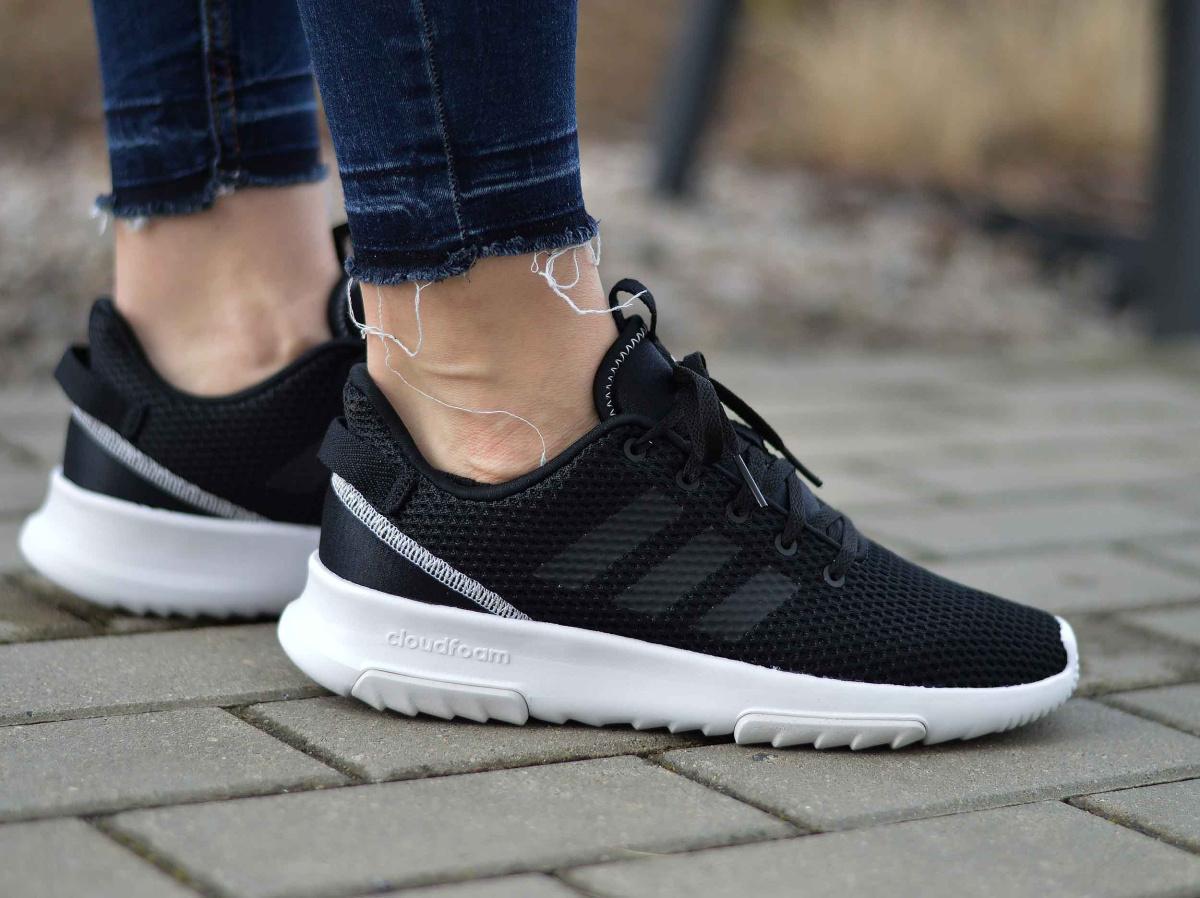 13412556b94 Adidas Cloudfoam Racer TR CG5764 Women s Sneakers