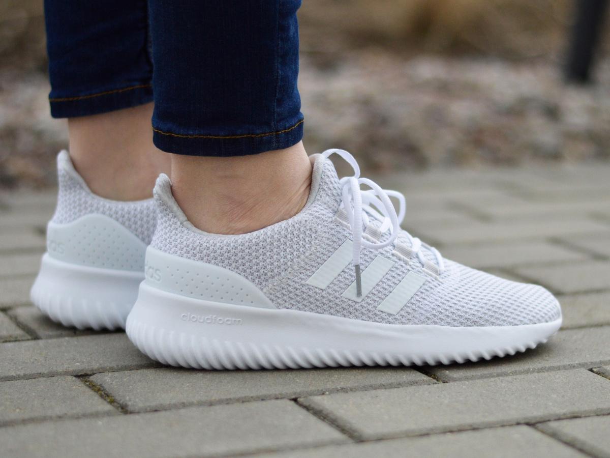 9313dae4c71 Adidas Cloudfoam Ultimate BC0034 Women's Sneakers   eBay