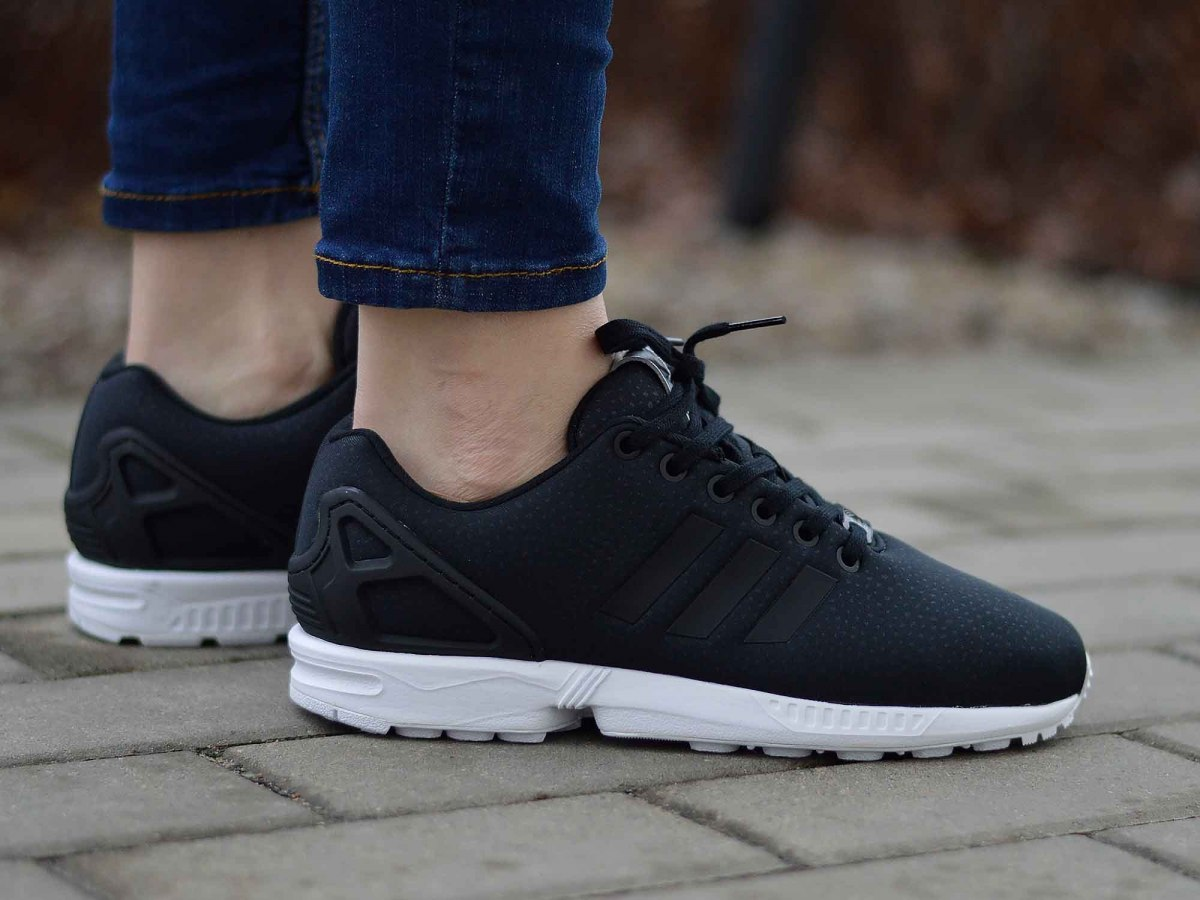size 40 fe019 0132a Adidas ZX Flux W