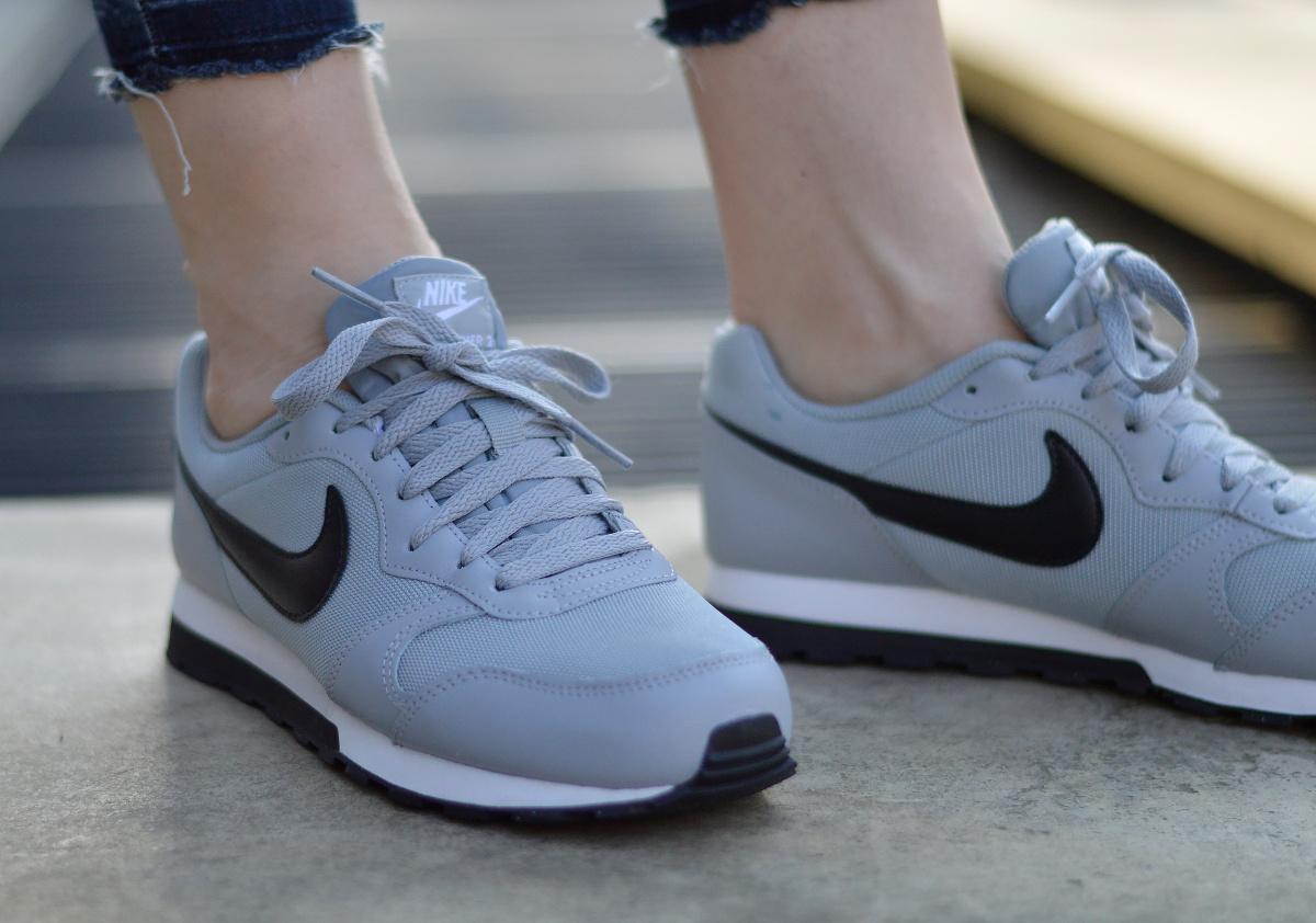Price59.00 USD. Brand  Nike  Category  Sneaker  Colour  Gray  Insole  23 -  25cm. Model  MD Runner 2 GS ... 9cbcb46f806dd