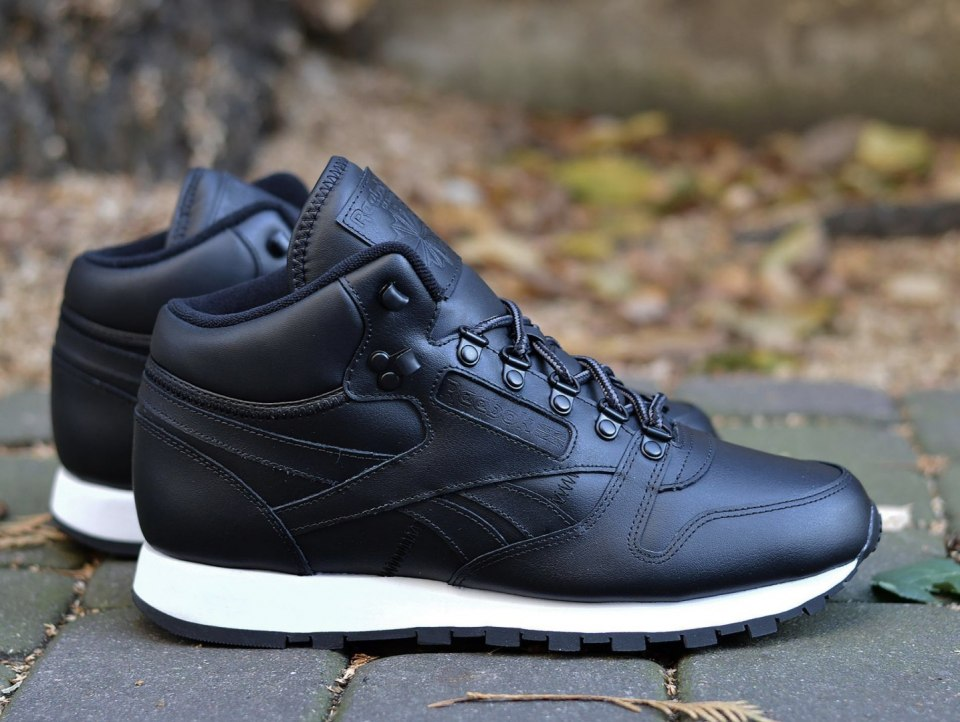 Reebok CL Leather Mid Basic BD2539